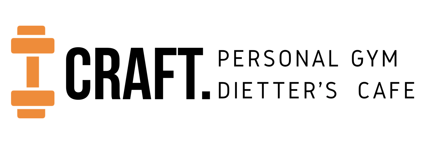 CRAFT. PERSONAL GYM & DIETTER'S CAFE